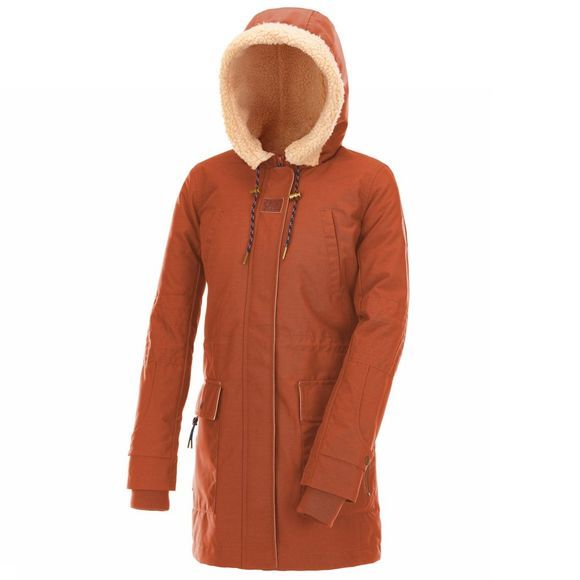 Picture Womens Camdem Jacket BRICK