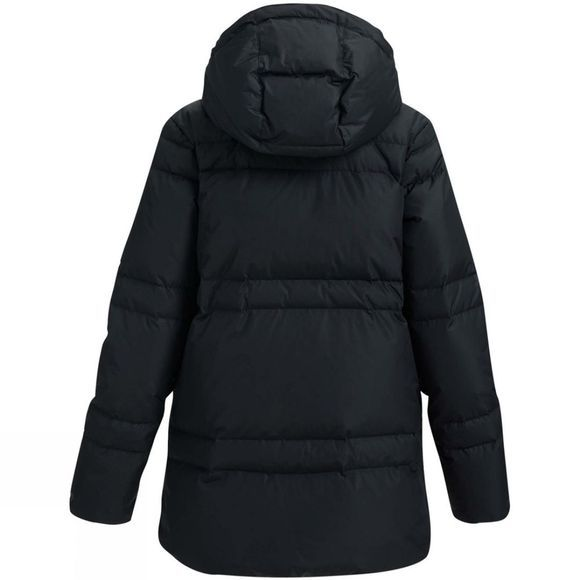 Burton Womens Mora Moss Down Jacket Black