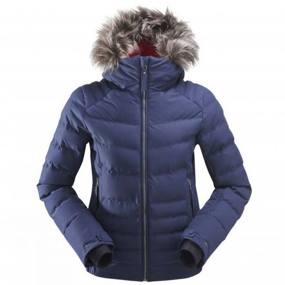 Eider Womens Hill Town Jacket Dark Night