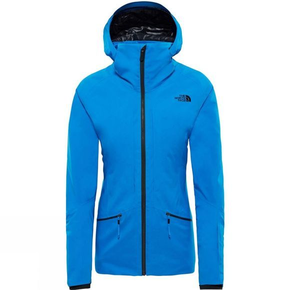 The North Face Womens Anonym GTX Jacket Bomber Blue