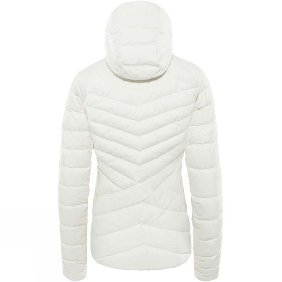 The North Face Womens Moonlight Down Jacket TNF White
