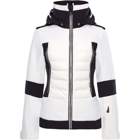 Toni Sailer Sports Womens Manou Jacket Bright White