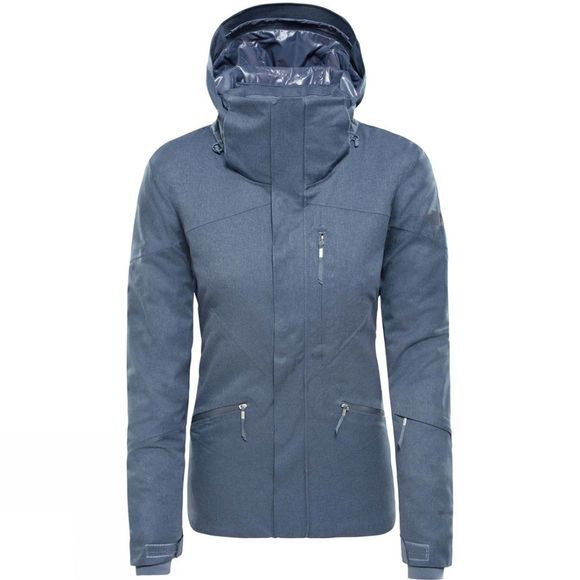 The North Face Womens Lenado Jacket Grisaille Grey Heather