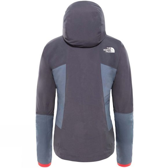 The North Face Womens Lostrail Jacket Periscopegry/Grisaillegry