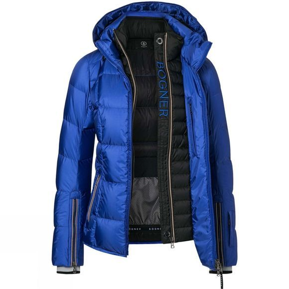 Bogner Women's Sanne Down Jacket Bright Blue
