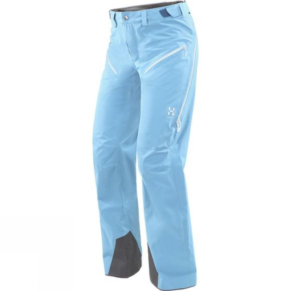 Haglofs Women's Khione Pants Blue Fox