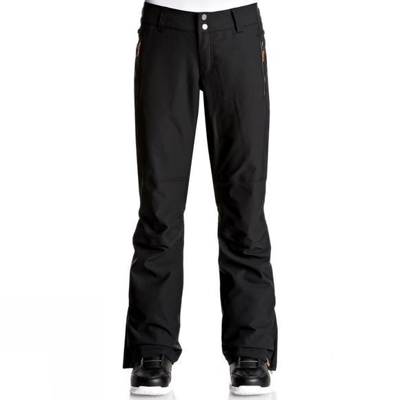 Roxy Womens Cabin Snow Pant TURE BLACK