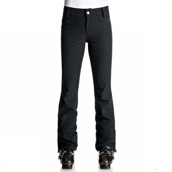 Roxy Womens Creek Snow Pants TRUE BLACK