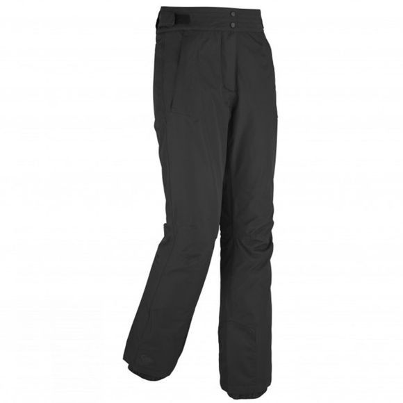 Eider Womens Edge Snow Pants - Short Black