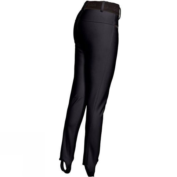 Goldbergh Womens Paris Stirrup Pant Black