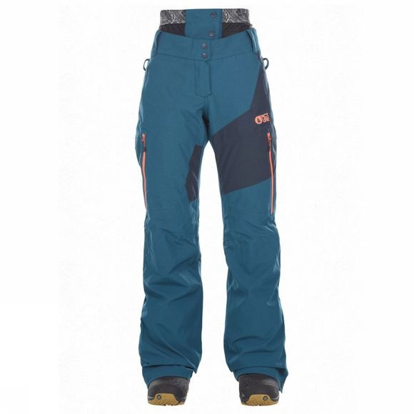Picture Womens Seen Pant PETROL BLUE