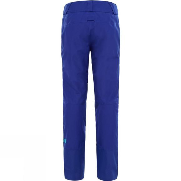The North Face Womens Powder Guide Snow Pant Inauguration Blue