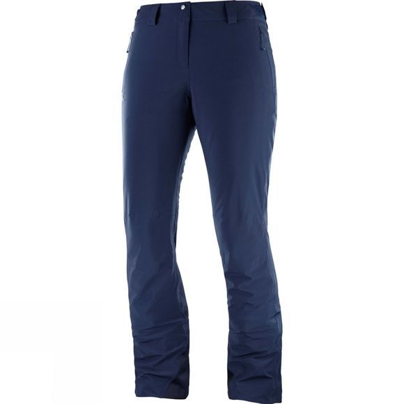 Salomon Womens Icemania Pants Night Sky
