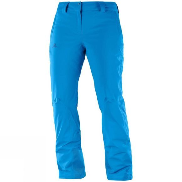Salomon Womens Icemania Pants Hawaiian Surf