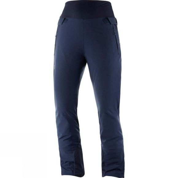 Salomon Womens Icefancy Pant Night Sky