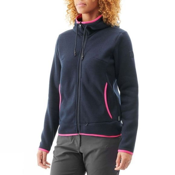 Eider Womens Mission Hoodie 2.0 Dark Night