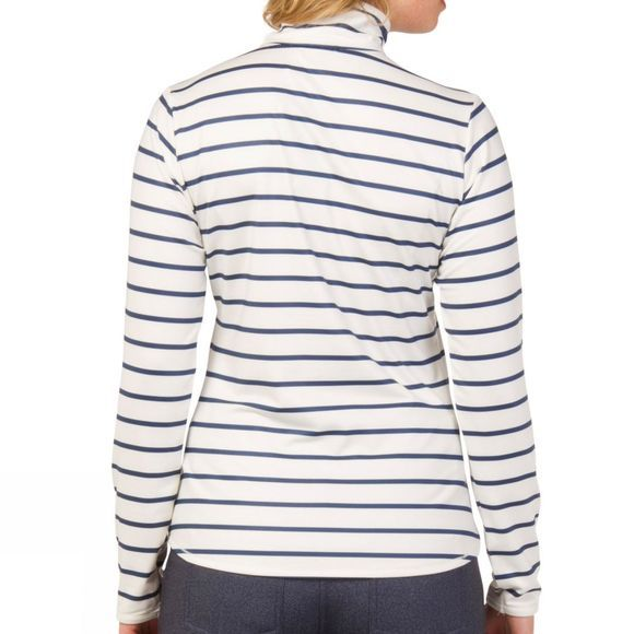 Womens Leanne 17 1/4 Zip Top