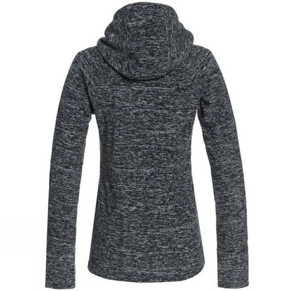 Roxy Womens Electric Feeling Fleece Charcoal Heather