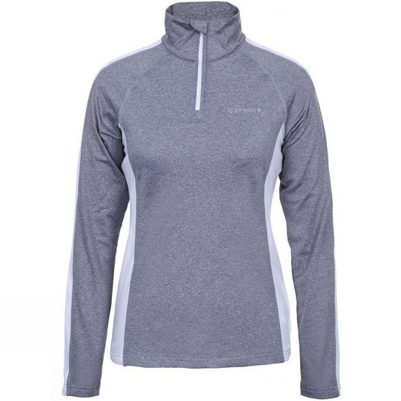 Icepeak Womens Franconia Fleece Light Grey