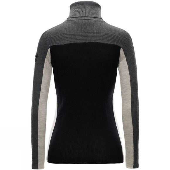 Toni Sailer Sports Womens Lucie Knitted Sweater Graphite