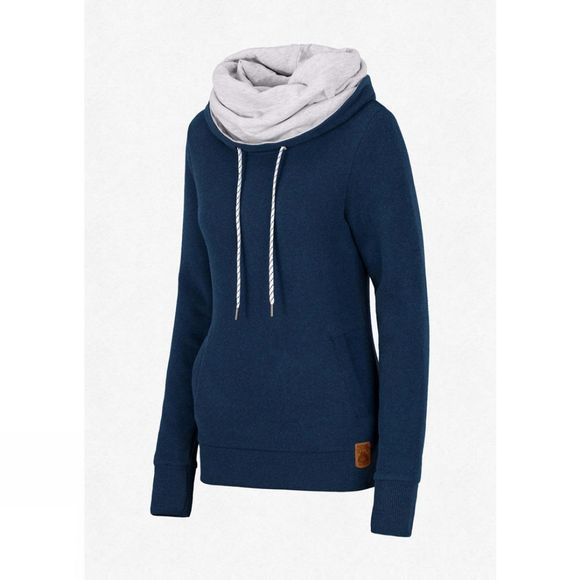 Picture Womens Moeny Hoodie Dark Blue