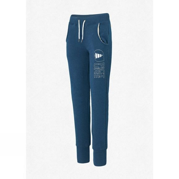 Picture Womens Coccoon Jogging Bottoms Dark Blue