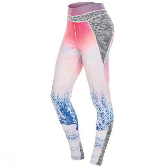 Picture Womens Ultron Leggings PRINT WINTER SNOW