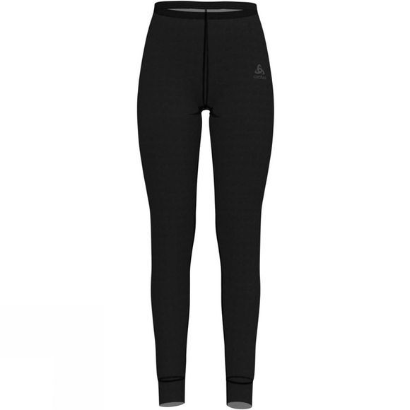 Odlo Womens Active F-Dry Light Long Pant Black