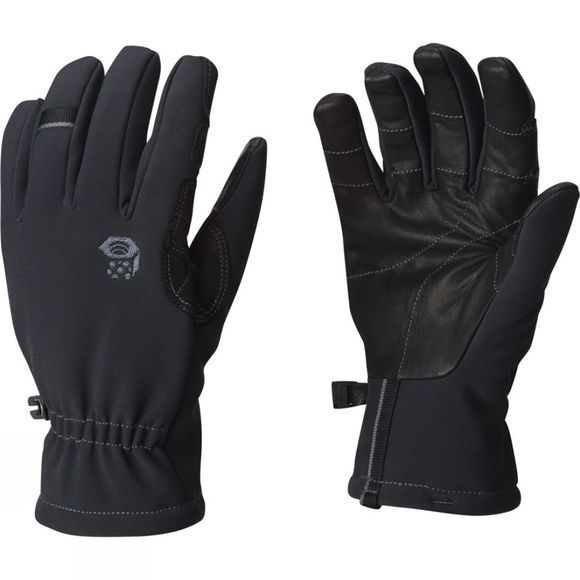 Mountain Hardwear Women's Torsion Insulated Glove Black/Black
