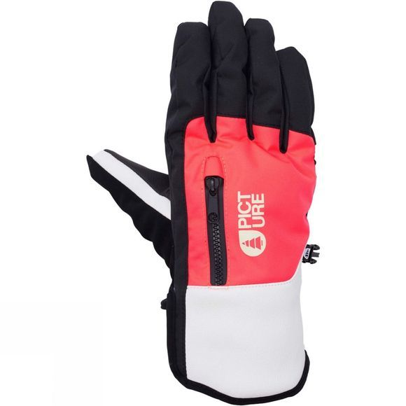 Picture Womens Kakisa Glove Corail