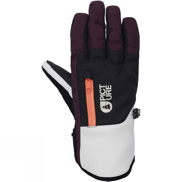 Picture Womens Kakisa Glove A Plum