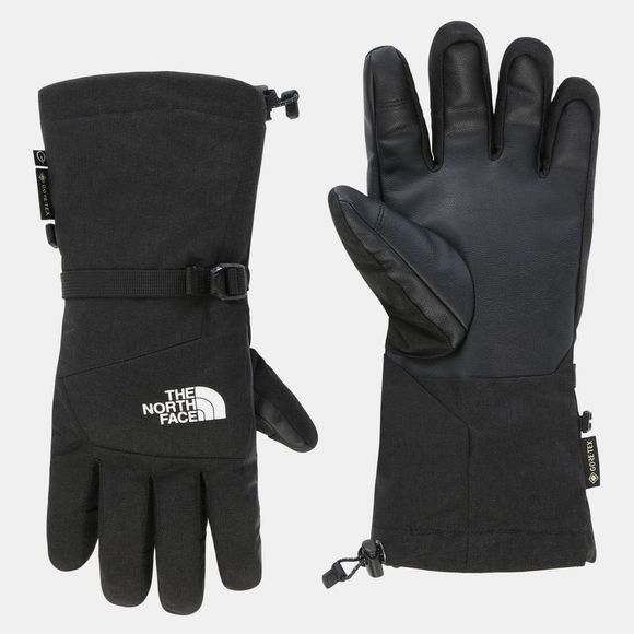 The North Face Womens Montana Etip GTX Glove TNF Black Heather