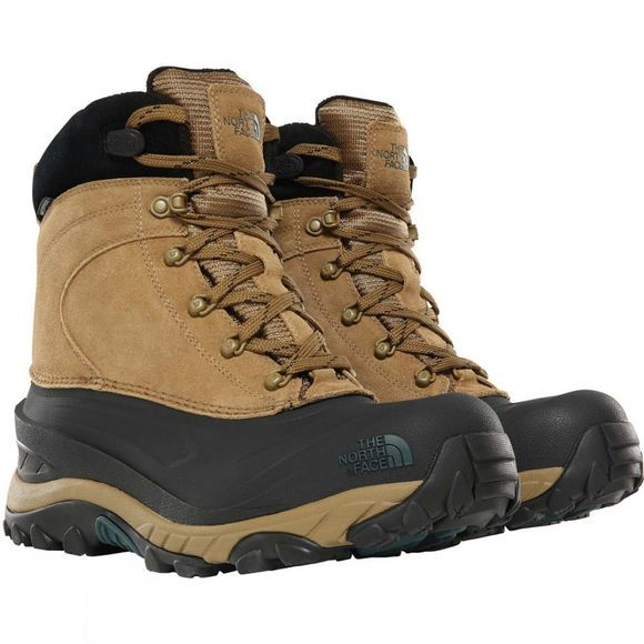 The North Face Mens Chilkat III Boot British Khaki/TNF Black