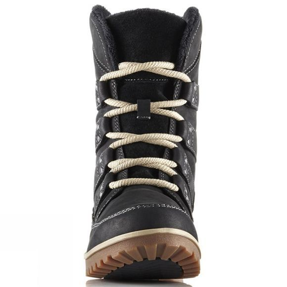 Sorel Women's Meadow Lace Premium Black