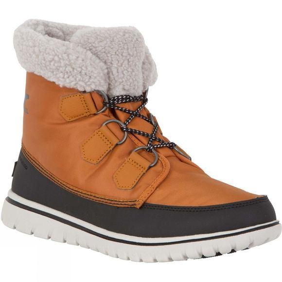 Sorel Women's Cozy Carnival Caramel / Black