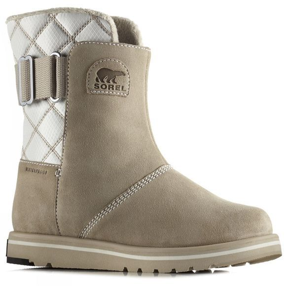 Sorel Womens Rylee Boot Ancient Fossil / Sea Salt
