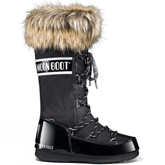 Moon Boots Women's WE Monaco Boot Black