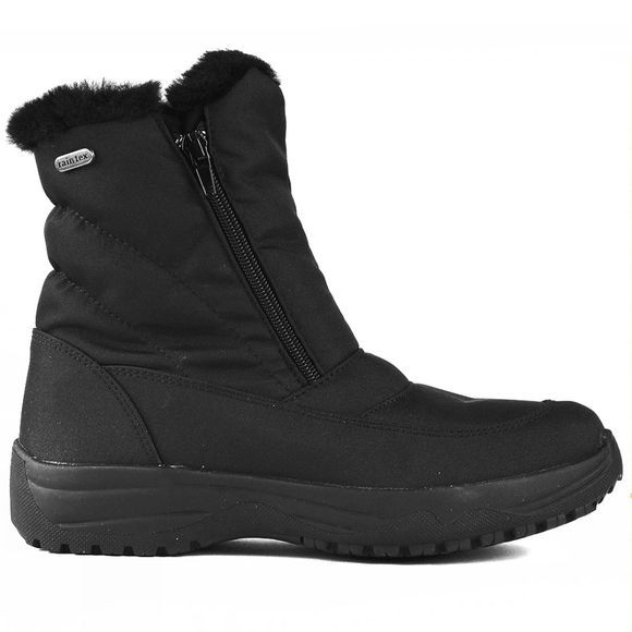 Calzat Womens Weekend Grip Boot Black