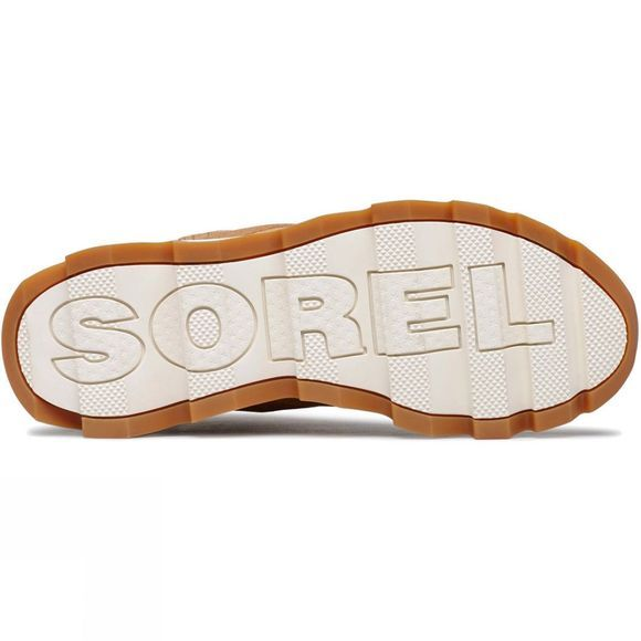 Sorel Womens Kinetic Short Boot Camel Brown/Natural