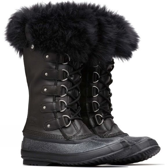 Sorel Womens Joan Of Arctic Lux Boot Black