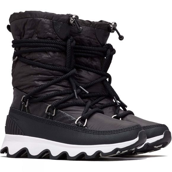 Sorel Womens Kinetic Boot Black/White