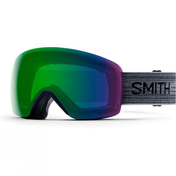 Smith Mens Skyline Goggle Ink / Everyday Green Mirror
