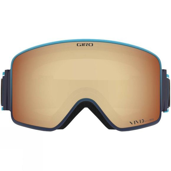 Giro Mens Method Goggle Midnight Elelment/ Vivid Copper & Vivid InfraRed