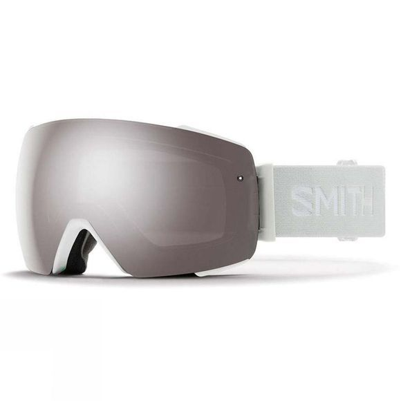 Smith Womens I/OS Goggle White Vapour/ Sun Platinum Mirror & Storm Rose Flash