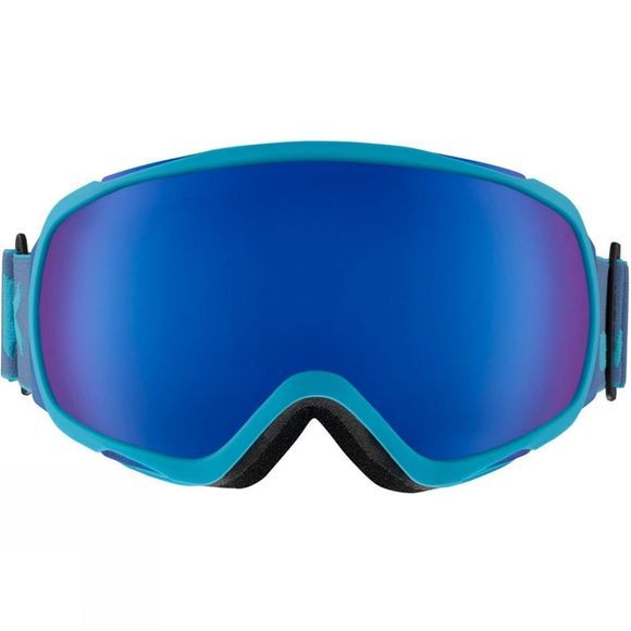 Anon Womens Tempest Goggle Blue/ Sonar Infrared