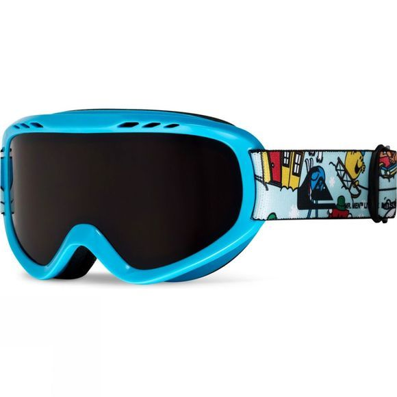 Boys Flake Mr Men Snowboard/Ski Goggles