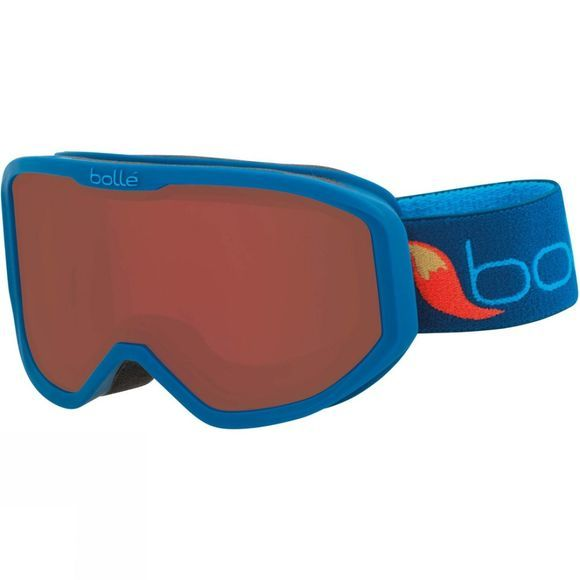 Bolle Kids Inuk Goggle Matte Blue Fox / Vermillion