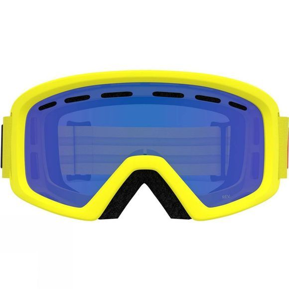 Giro Boys Rev Goggle Namuk Yellow / Grey Cobalt