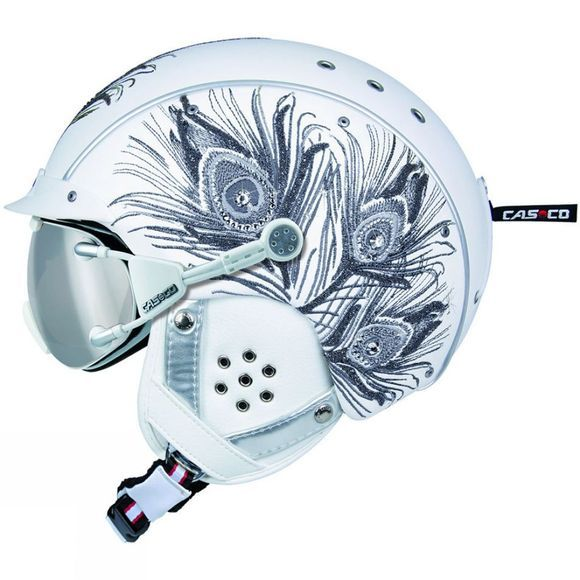 Casco Women's SP3-Limited - Peacock White
