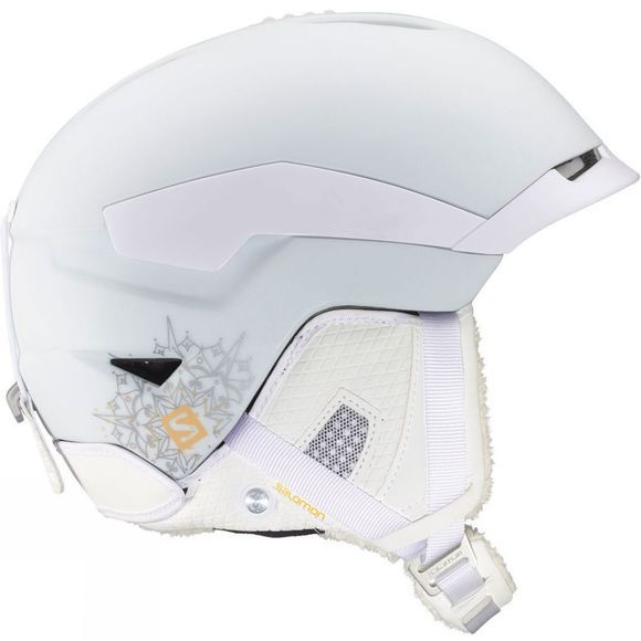 Salomon Women's Quest Helmet White Pearl